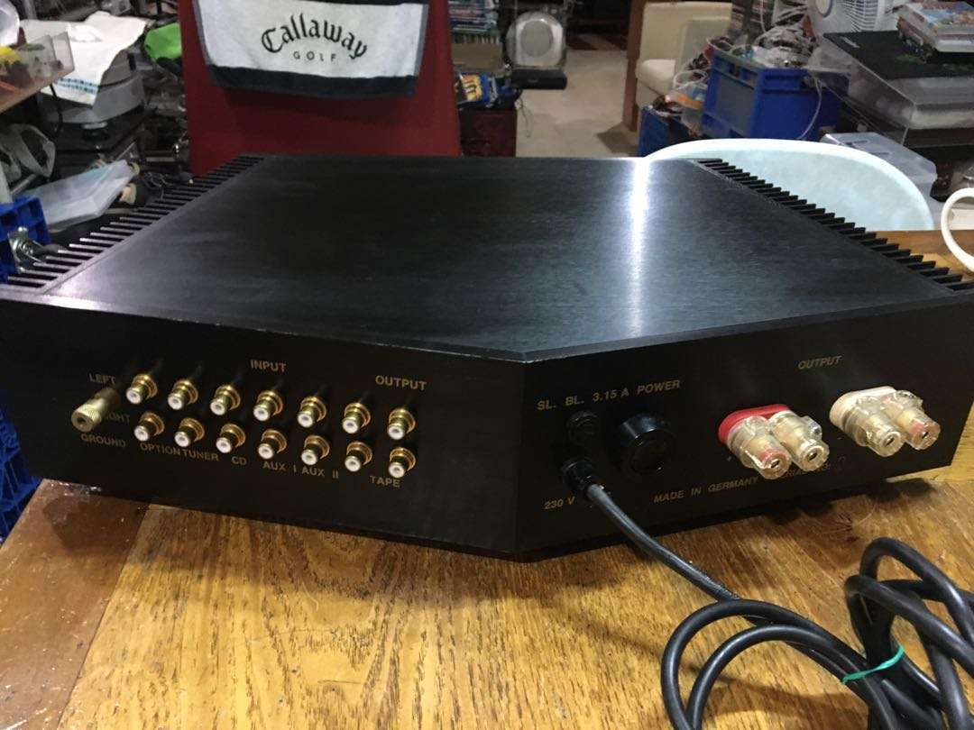 Pentagon A100 stereo amplifier - Made in Germany Pentagon_a100_stereo_amplifier__germany_1533376794_bde82a25