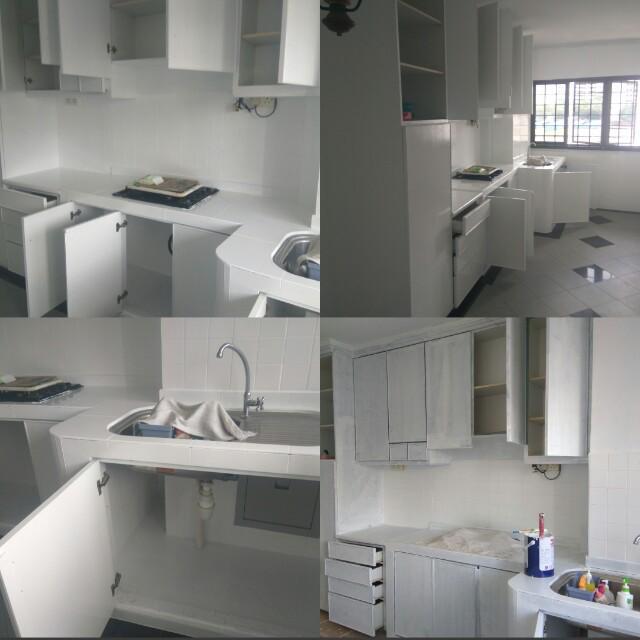 Kitchen Cabinets Toilet Tiles