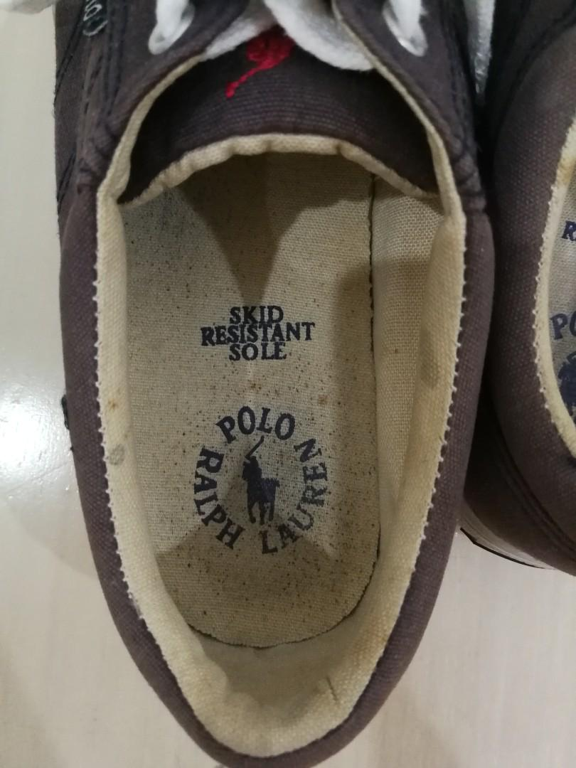 Ralph Lauren Polo Sneakers Navy