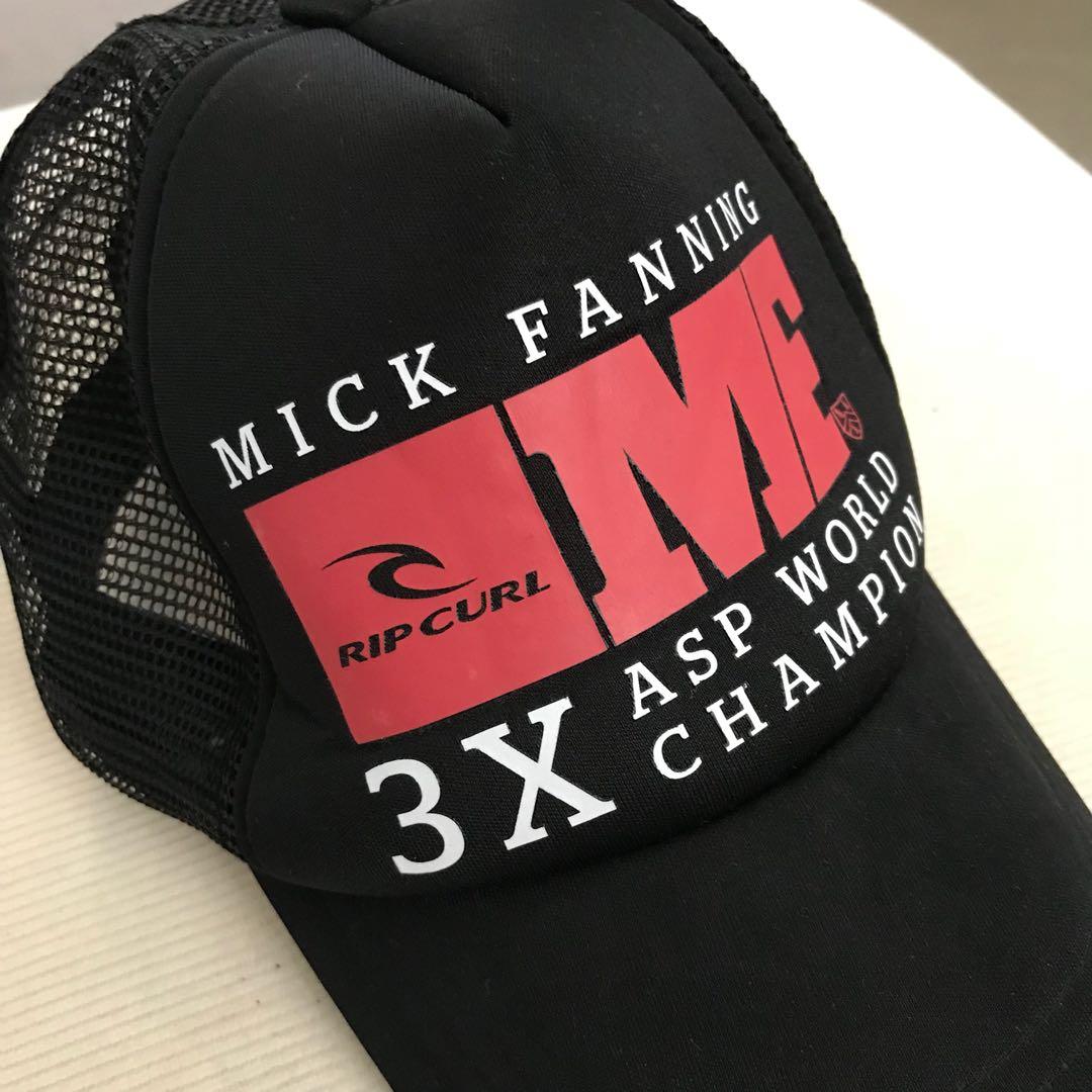499c6de9711d3 Rip Curl cap special edition - Mick Fanning