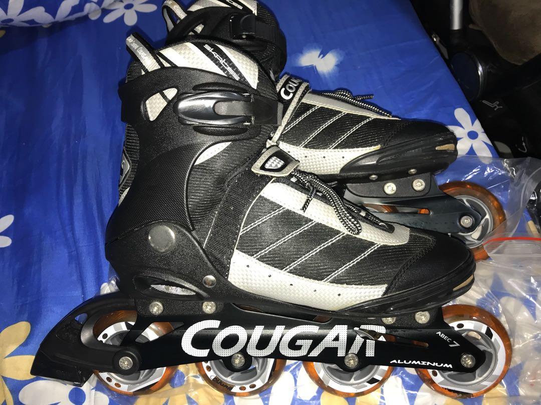 bd4ed4e58a5 Rollerblades Cougar abec 7 inline skate, Sports, Sports & Games ...