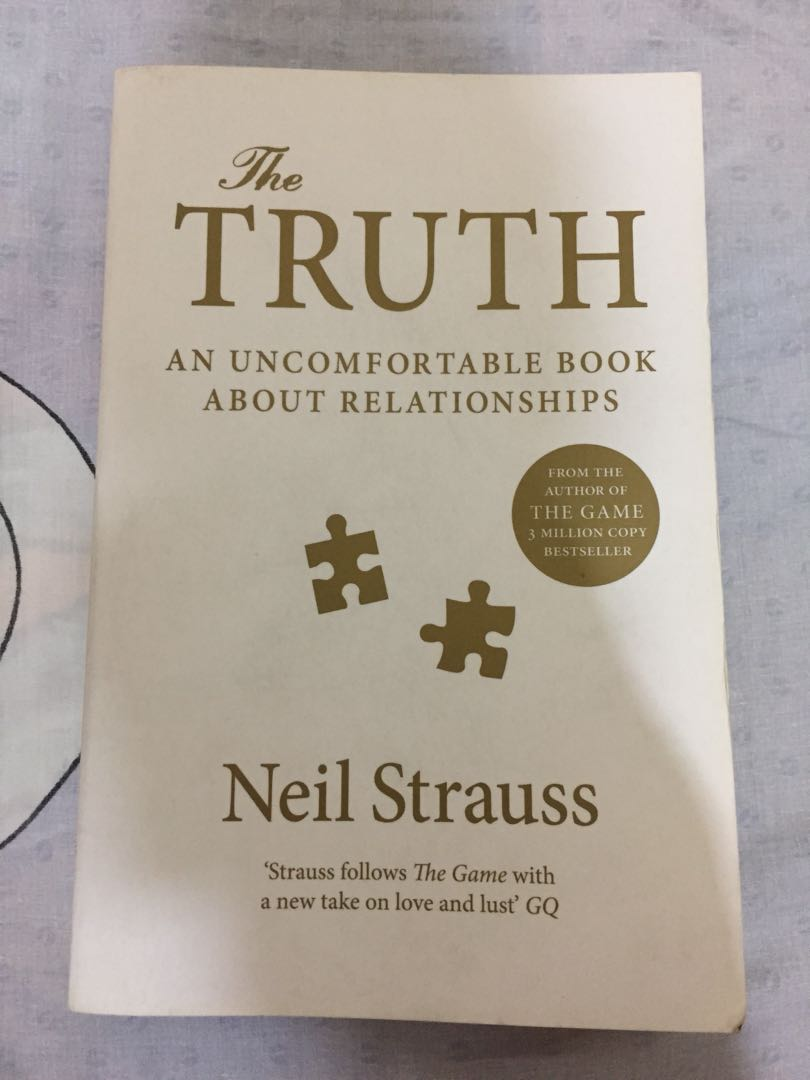 neil strauss book recommendations