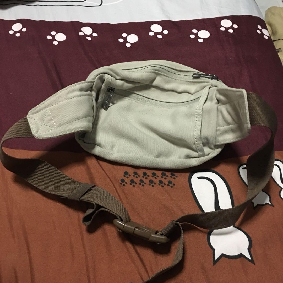 5e9c73f2ff5 Timberland pouch, travel bag, bag, waist pouch, Men's Fashion, Bags ...