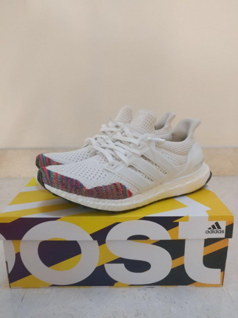 1f680399c1ec9 Ultraboost 1.0 Multicolor (White Rainbow)