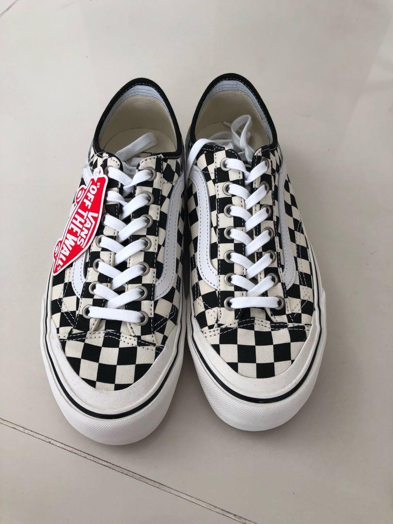 a6251f4037d6 vans checkerboard 36 decon sf