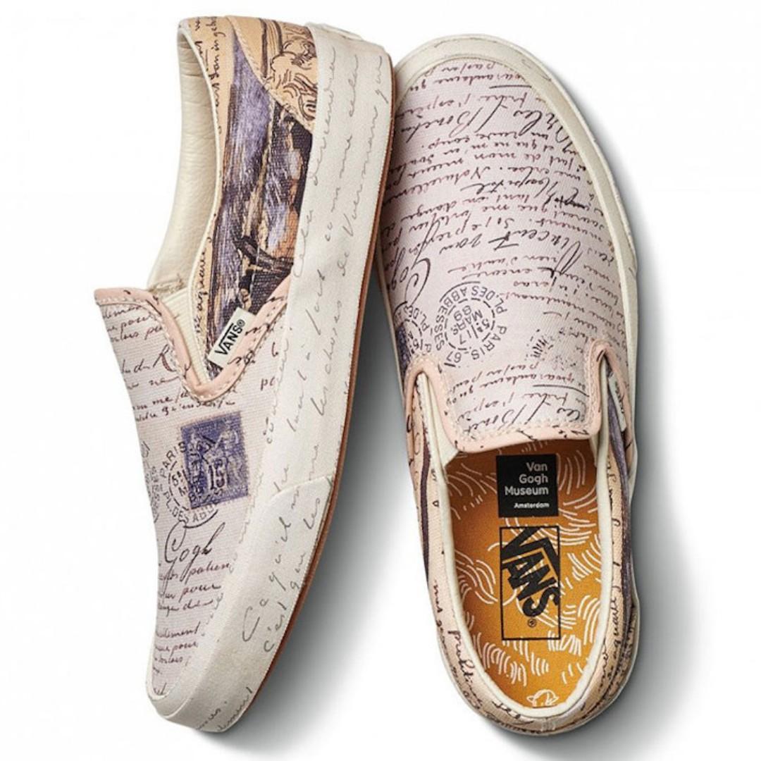 6f0b448fad Vans x Vincent Van Gogh Shoes