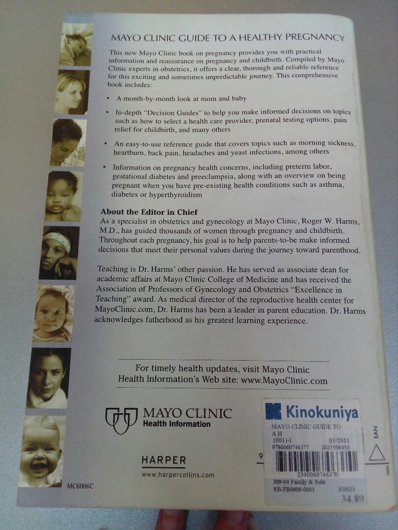 Mayo Clinic History Book