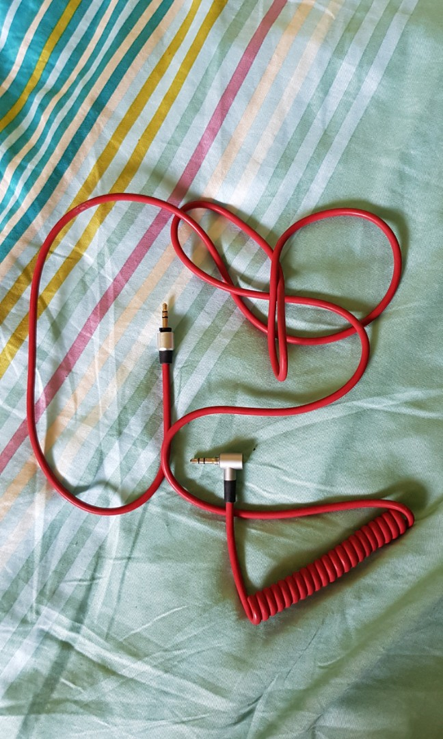 Wire for Beats Pro, Electronics, Audio on Carousell