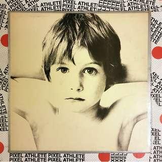 U2 - BOY (1980) LP vinyl record