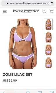 Hoaka Swim Bikini Set