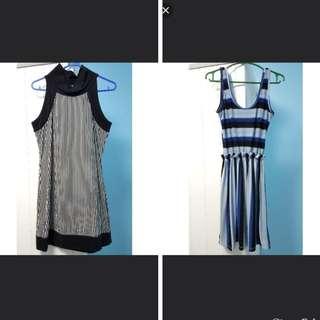 Bundle Stripe Dresses