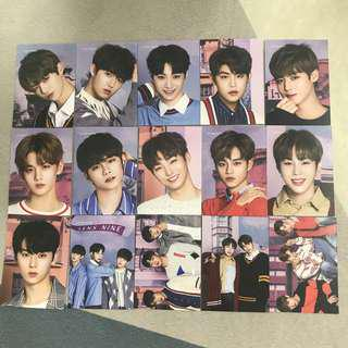 *BUY 3 FREE 1* WANNA ONE LENSNINE PC