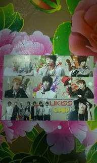 ukiss poscard
