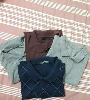 Castro Men Polo Shirts (All for Rm50)