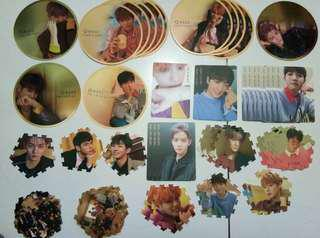 WANNA ONE IPU LOOSE ITEM