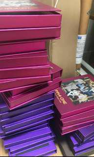 WANNA ONE NWY ALBUM