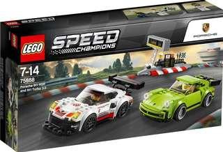 Lego 75888 Porsche 911 RSR & 911 Turbo 3.0