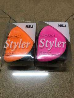HSJ compact styler brush