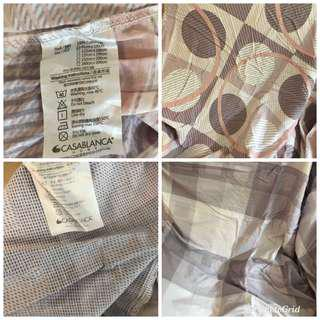 Casablanca fitted sheet and duvet cover 2 sets