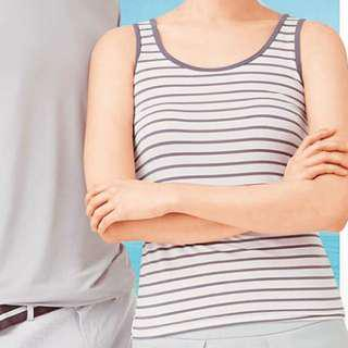 🚚 7-11時尚涼感衣 粉 藍