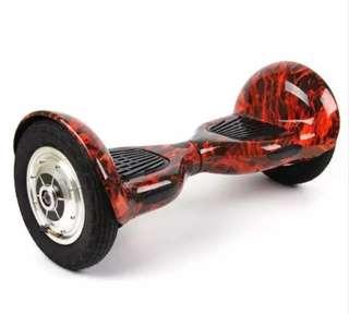 10 Inch Big Wheels Hoverboard!