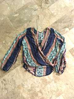 Hollister Boho Top