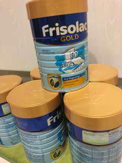 Frisolac gold stage 1 (5 tins)