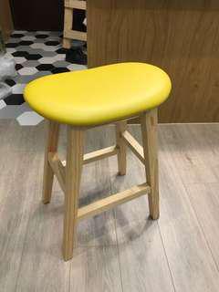 🚚 美希工坊 warmmain 逗豆椅 bean stool /吧台椅/最舒適坐感
