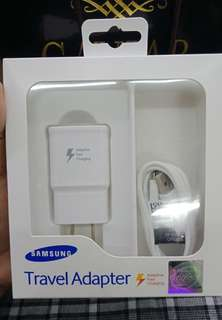 Samsung original fast charging charger set (All types of android unit compatible)  Order now