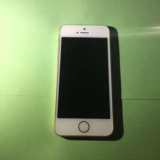 IPhone se 32gb gold perfect condition