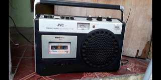 Tape Musik JVC