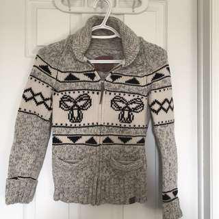 TNA Sea-to-Sky Wool Sweater