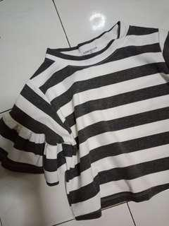 Stripe crop