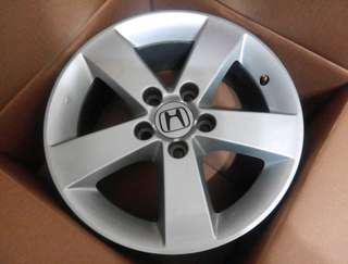喜美八代k12原廠鋁圈 16吋 可單賣