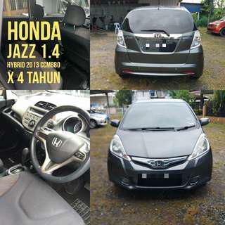 Honda jazz hybrid 1.4 auto 2013