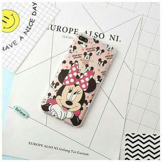 Case iphone 6 / 6s mini mouse