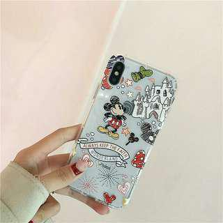 Case iphone 6 /6s Mickey Mouse
