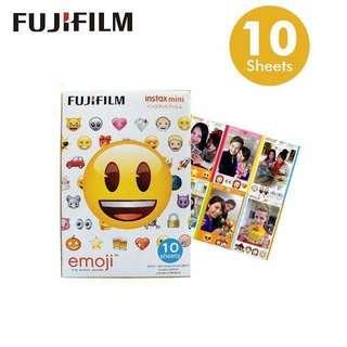 富士Fujifilm instax mini Emoji即影即有相紙 !!!