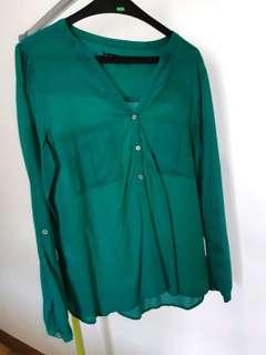 Mango blouse/ top