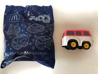 BNIB Japan Macdonald's ChoroQ Minibus