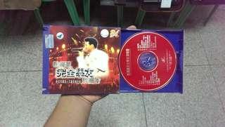完全學友 (張學友演唱會) 原裝CD