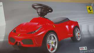 Ferrari 法拉利 兒童 玩具學步車