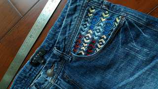 SDeer denim shorts M