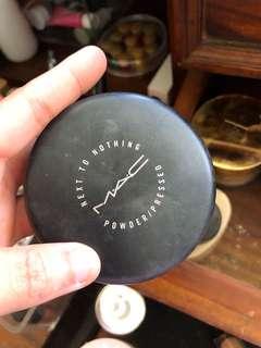 MAC NextTo Nothing Powder - Medium Deep