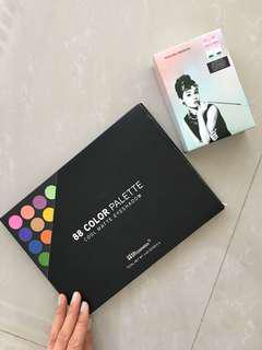 88 Color Palette Eyeshadow