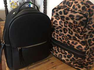 Authentic Backpack Bundle F21