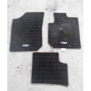 Daihatsu AVY RS - Floor Carpet (Incomplete set)