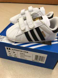 Adidas original 96% new size 3