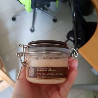 THE BODY SHOP HAND AND FOOT BUTTER