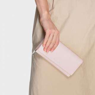 CHARLES & KEITH Pink Tassel Long Wallet